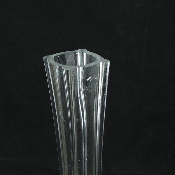 Bulk lot clear glass eiffel tower vases wedding
