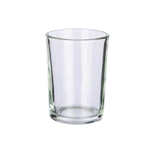 120 X Clear Glass Votive Tealight Candle Holder Only Careyou
