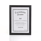 Bulk Lot x 36 A4 Wooden Photo Picture Frame/ Certificaticate Document Frame