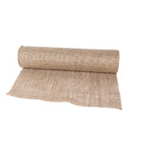 10 Meter x 50 Cm Wedding Event Natural Hessian Burlap Table Runner Decoration