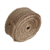 5cm x 10m Hessian Burlap Ribbon Roll Sash Wedding Rustic Decor