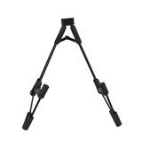 BN Folding Portable Light Weight Wire Electric Bass Guitar Stand Holder
