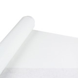 1.2m x 10m Wedding Aisle Runner Plain White Party Event