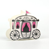 100 x Cinderella Enchanted Carriage Wedding Party Candy Box Favor Boxes