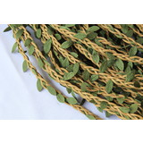 20M Artificial Vine Fake Foliage Leaf Plant Garland Home Wedding Party Decor