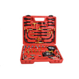 Fuel Oil Injector Injection System Combustion Spraying Pressure Gauge Kit