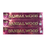 Bulk Lot x 12 Bic Sandalwood Incense Sticks