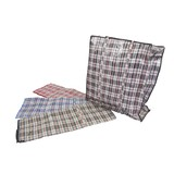 Bulk Lot 10 x X-LARGE 80x60x28cm Strip Carry Bag Storage Bags HouseMoving Packing