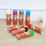 Bulk Lot 48 Coloured hair spray Party Fun 8asst wholesale