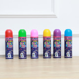 Bulk Lot 48 Party crazy silly string 6 colours assorted wholesale