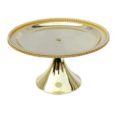 Gold Metal Cupcake Dessert  Platter Stand Wedding Party Didsplay