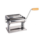 Stainless Steel Spaghetti Lasagne Fettuccine Sheets Pasta Maker Cutter Machine