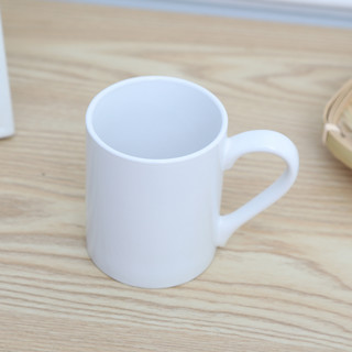 Bulk Lot x 48 White Coffee Tea Mug Restaurant Cafe 350ml Wholesale