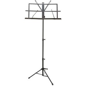 New Stage Sheet Music Stand Metal Folding Easy Carry With Carry Bag