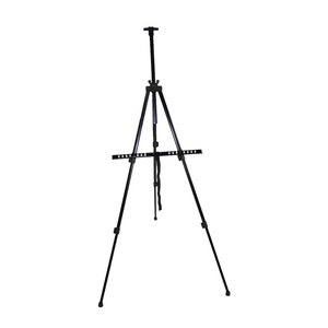 Steel Tripod Adjustable Easel Display Stand Art Artist Sketch Painting Exhibition
