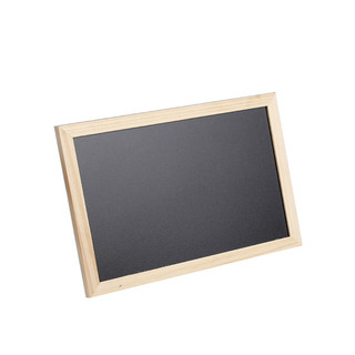 12 x Small Wooden Frame Black Board 20x30cm Wedding Sign Party Menu