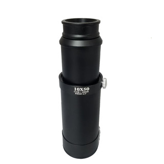 10 x 50 Collapsible Monocular Telescope Optical High Quality with Tripod