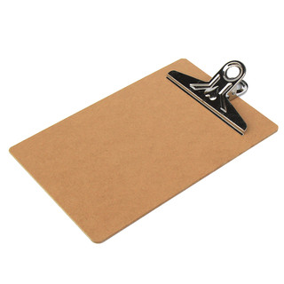 36 x Wooden A5 Paper Clipboard Bulk Lot