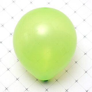100 x Green Latex Standard 25cm 10inch Helium Balloons