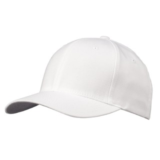 Bulk Lot 12 Plain Baseball Caps White Hat Cap New