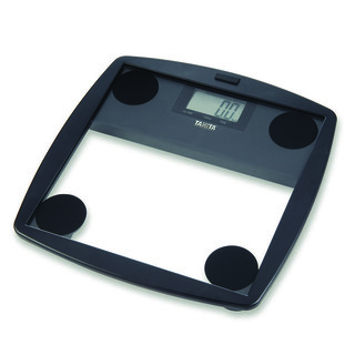 Tanita HD-355 Black Digital Glass Bathroom Scales