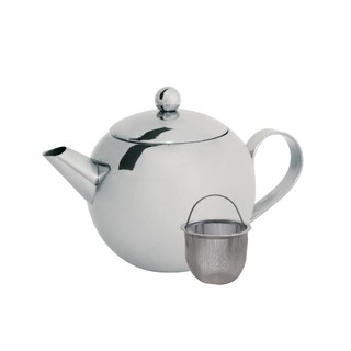 Cuisena 450ml Stainless Steel Teapot With Filter